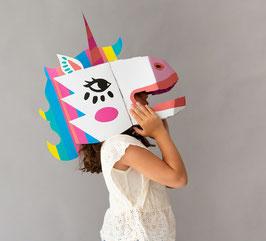 3D maska samoroga