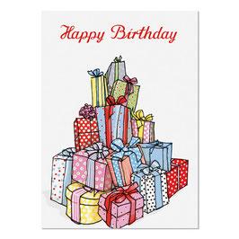 "Kartica ""Happy Birthday"""