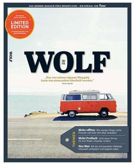 Flow WOLF Magazine Nr. 1