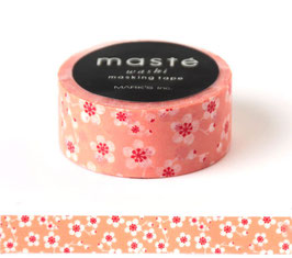 Washi lepilni trak - Japanese / Plum flower