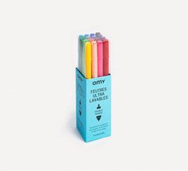 Barvni pralni flomastri