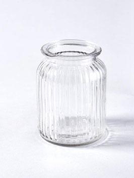 Steklena vaza Rille/Pot L