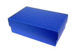 Darilna škatlica - velikost M v temno modri barvi royal