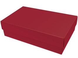 Darilna škatlica - velikost L v barvi bordo