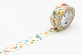 Washi lepilni trak - KID ten ten