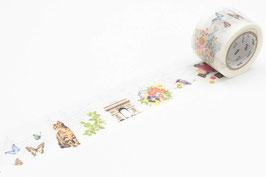 Washi lepilni trak - Set Content