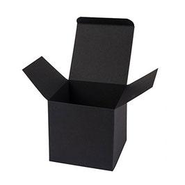 Darilna škatlica - Cube M - v črni barvi