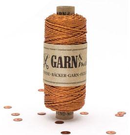 Dekorativna vrvica garn - bakrena
