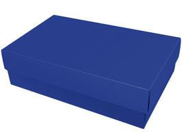 Darilna škatlica - velikost XL v temno modri barvi sapphire