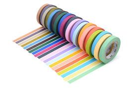 Set 20 ozkih washi lepilnih trakcev