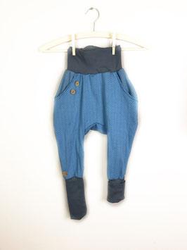 Knickerbocker blau 110/116