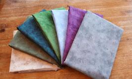batikfarbene Mund- & Nasenmaske (Behelfsmaske)