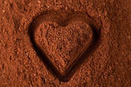 Kakaopulver Cacao De Zaan (schwach entölt 20/22) aus Westafrika  150g, 300g