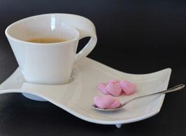 Zuckerherzen rosa, 50 Stück im Beutel