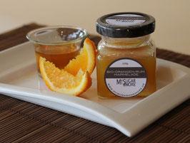 Orangen-Rum Marmelade 100g im Glas