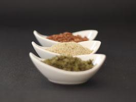 Gourmet - Salz  Probierset        3 x 20g -Versandkostenfrei-