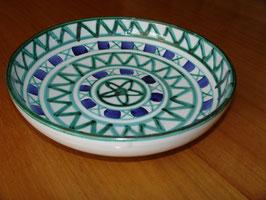 Coupe à fruit en céramique vers 1950 signé de Robert PICAULT