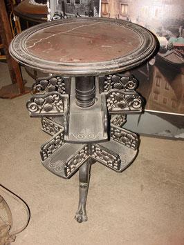 Table guéridon à thé colonie française indochine du XIX siècle