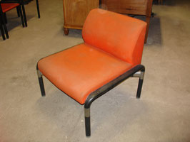Fauteuil - Chauffeuse vers 1970