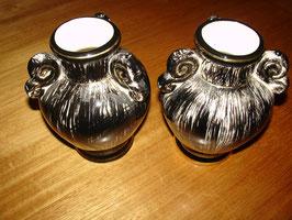 Paire de vases Vallauris.