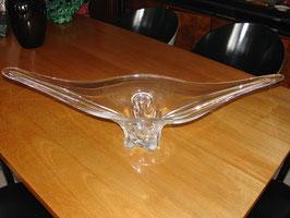 Coupe en cristal vers 1950