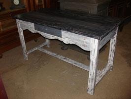 Table d'office fin XIX siècle relookée