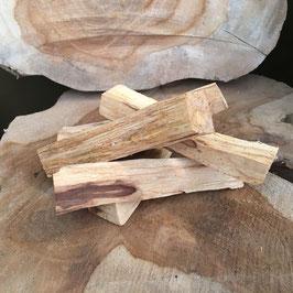 """Palo Santo """"bois sacré"""" 5 sticks épais  de bois à brûler - 60 - 80 grs"""