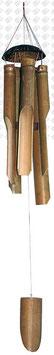 carillon bambou 60 cm 5 tubes