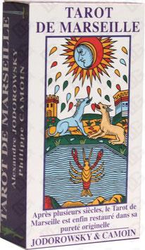 Tarot de Marseille - jodorowsky camoin