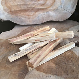 """Encens - Palo Santo """"bois sacré"""" sticks de bois FINS à bruler - +/- 40g ou +/-475 grs"""