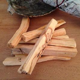 """Palo Santo """"bois sacré"""" sticks de bois à bruler - +/- 40g ou +/-475 grs"""