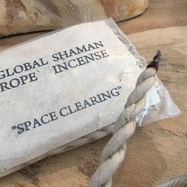 Sauge blanche - corde torsadée - Global Shaman Incence