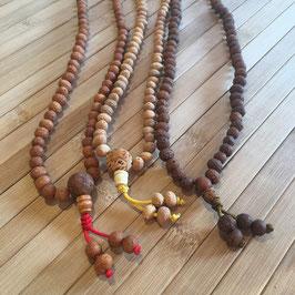 Mala Rack - 108 perles naturelles - 2 modèles