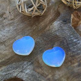 Cœurs d'Opale bleue - Gratitude