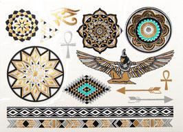 Tatouages - ésotérique - Egyptian Mystic