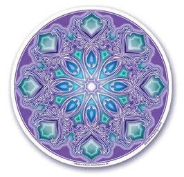 Autocollant - Nirvana Mandala