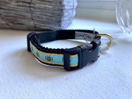 Up Country Dog Collar Bees Größe XS*