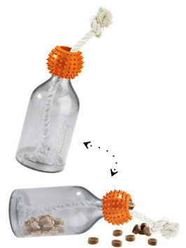 HUNTER Snack Bottle XS orange*