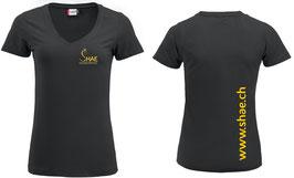 T-shirt Dame 29318 noir
