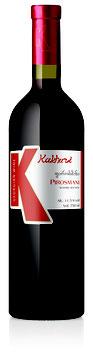 PIROSMANI ROT KAKHURI Paketpreis 6 Flaschen