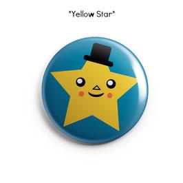 "BADGE, MAGNET ou MIROIR ""Star"""