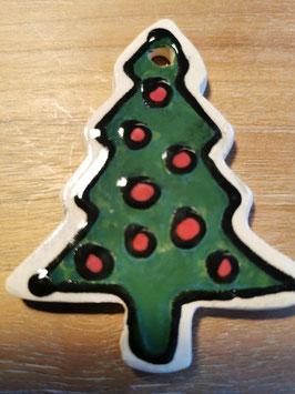 Kersthanger keramiek - 7