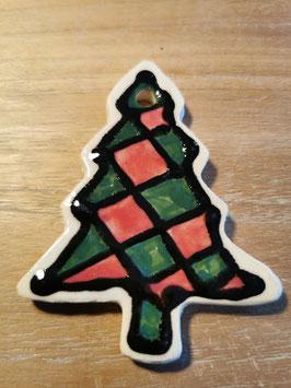 Kersthanger keramiek - 3