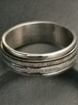 Stalen ring - E58 - 9