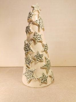 Kerstboom keramiek