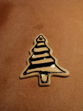 Kersthanger keramiek - 2