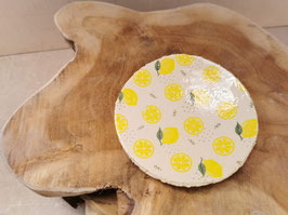 Klein schaaltje, thema citroen - K182-6