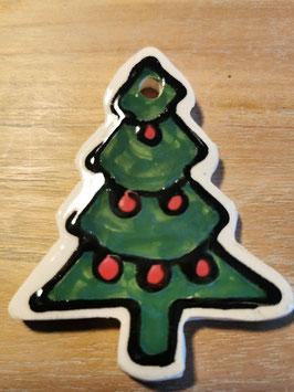 Kersthanger keramiek - 5