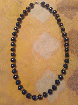 Schungit - Halskette