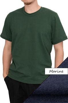 Herren T-Shirt Wide Fit Athleisure marine